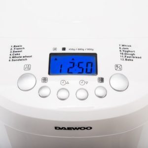 Display Daewoo DBM600W